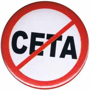 50mm Magnet-Button: Stop CETA