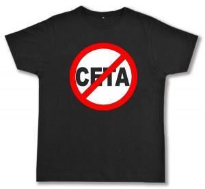Fairtrade T-Shirt: Stop CETA