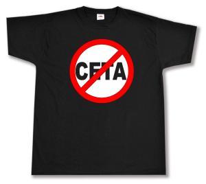 T-Shirt: Stop CETA