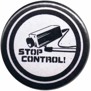 50mm Button: Stop Control Kamera
