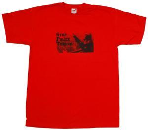 T-Shirt: Stop Police Terror
