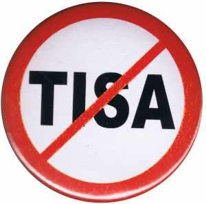 25mm Button: Stop TISA