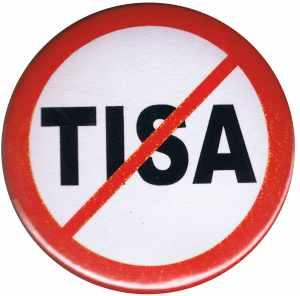 50mm Magnet-Button: Stop TISA