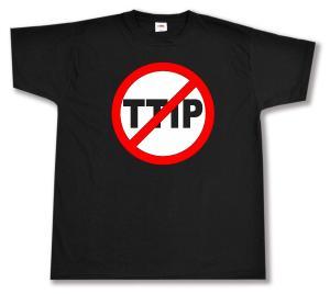 T-Shirt: Stop TTIP