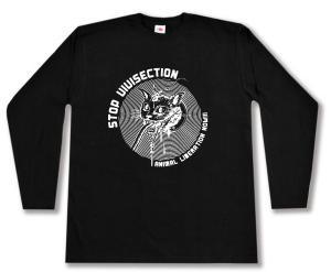 Longsleeve: Stop Vivisection! Animal Liberation Now!!!