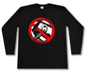 Longsleeve: Stoppt Polizeigewalt