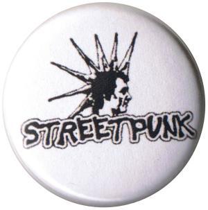 25mm Button: Streetpunk