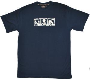 T-Shirt: streetsport navy