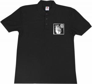 Polo-Shirt: Streichholz