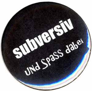 50mm Magnet-Button: subversiv und Spass dabei