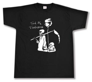 T-Shirt: Tod und Tödchen