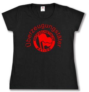 Girlie-Shirt: Überzeugungstäter Fahnen