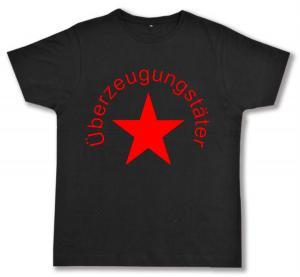 Fairtrade T-Shirt: Überzeugungstäter Stern