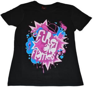tailliertes T-Shirt: Urbang