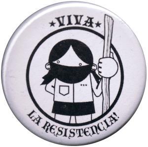 37mm Button: Viva la Resistencia!
