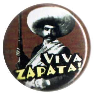 25mm Button: Viva Zapata