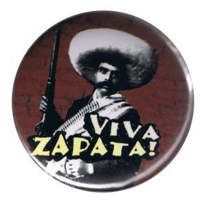 37mm Button: Viva Zapata