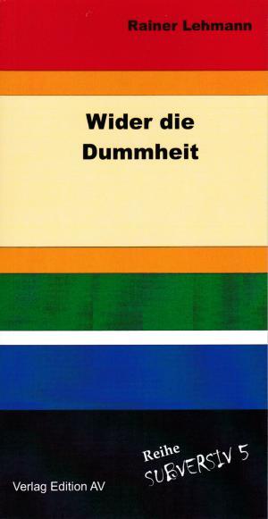 Buch: Wider die Dummheit