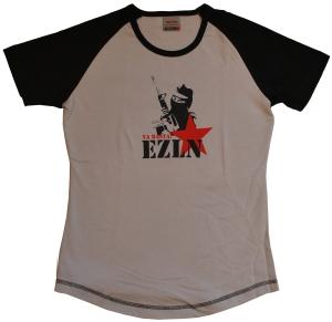 tailliertes T-Shirt: Ya Basta! EZLN