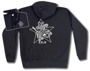 Kapuzen-Jacke: Zapatistas Stern EZLN