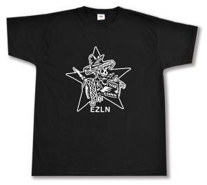 T-Shirt: Zapatistas Stern EZLN