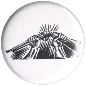 50mm Magnet-Button: Zerbrochenes Gewehr