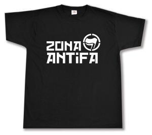 T-Shirt: Zona Antifa