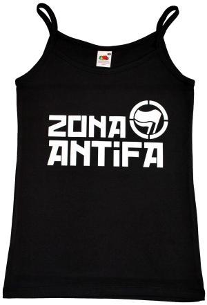 Trägershirt: Zona Antifa