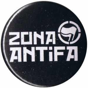 25mm Magnet-Button: Zona Antifa
