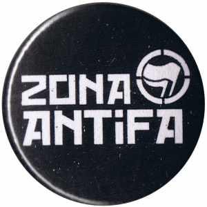 50mm Magnet-Button: Zona Antifa