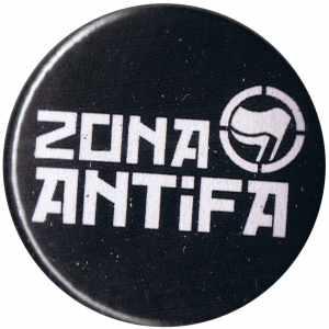 37mm Button: Zona Antifa