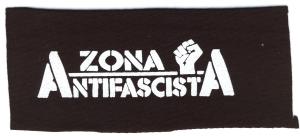 Aufnäher: Zona Antifascista