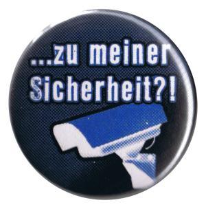 37mm Button: Zu meiner Sicherheit?!