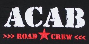 Detailansicht Kapuzen-Longsleeve: ACAB Roadcrew