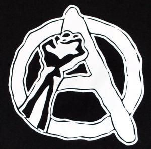 Detailansicht Woman Tanktop: Anarchie Faust