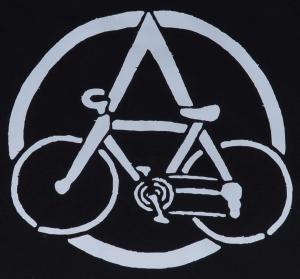 Detailansicht Tanktop: Anarchocyclist
