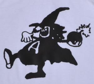 Detailansicht T-Shirt: Anarchy Bomb