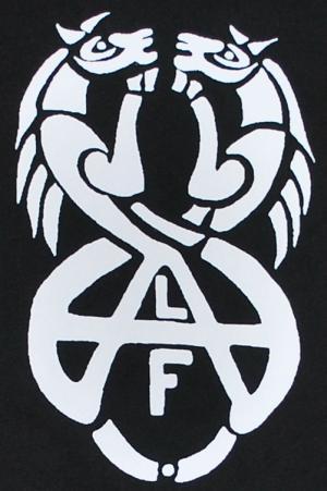 Detailansicht Sweat-Jacket: Animal Liberation Front (ALF) Horses