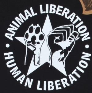 Detailansicht Babybody: Animal Liberation - Human Liberation (mit Stern)