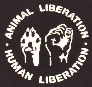 Detailansicht T-Shirt: Animal Liberation - Human Liberation