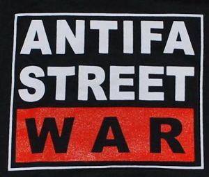 Detailansicht T-Shirt: Antifa Street War
