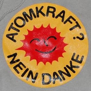 Detailansicht Kapuzen-Pullover: Atomkraft? Nein Danke
