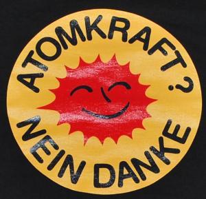 Detailansicht T-Shirt: Atomkraft? Nein Danke