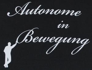 Detailansicht Top / Trägershirt: Autonome in Bewegung