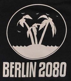 Detailansicht Kapuzen-Pullover: Berlin 2080