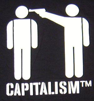 Detailansicht T-Shirt: Capitalism [TM]
