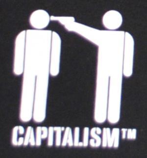 Detailansicht Shorts: Capitalism [TM]