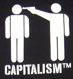 Detailansicht Jogginghose: Capitalism [TM]