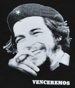 Detailansicht T-Shirt: Che Guevara: Venceremos