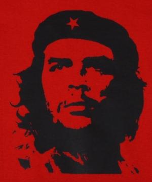 Detailansicht Girlie-Shirt: Che Guevara
